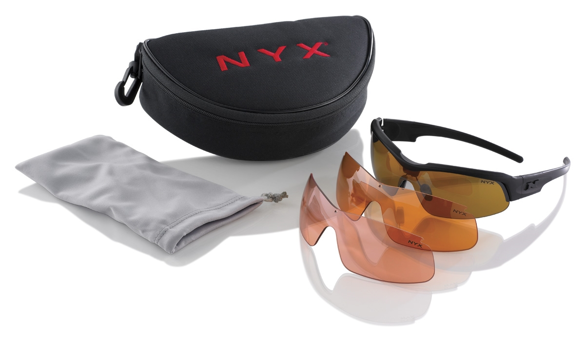 NYX Eyewear Deluxe Shooting Package