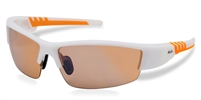 Kele Lunette White Orange