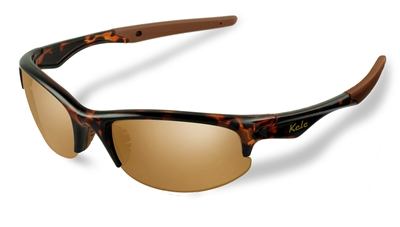 Kele Shadow Brown Tortoise Frame