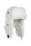 Supplex Bomber with White Fur