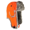Blaze Supplex Mad Bomber w/ Grey Rabbit  Fur