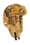 Polar Fleece Mad Bomber - Realtree Camo