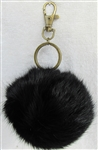 Black Bag / Key Chain