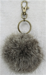 Grey Bag / Key Chain