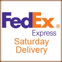 Fedex Next day SATURDAY delivery supplement