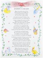 Daddy Card: Daddy's Heart