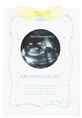 Grandpa Ultrasound Card
