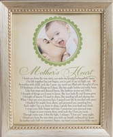 Mother Frame: Mother's Heart