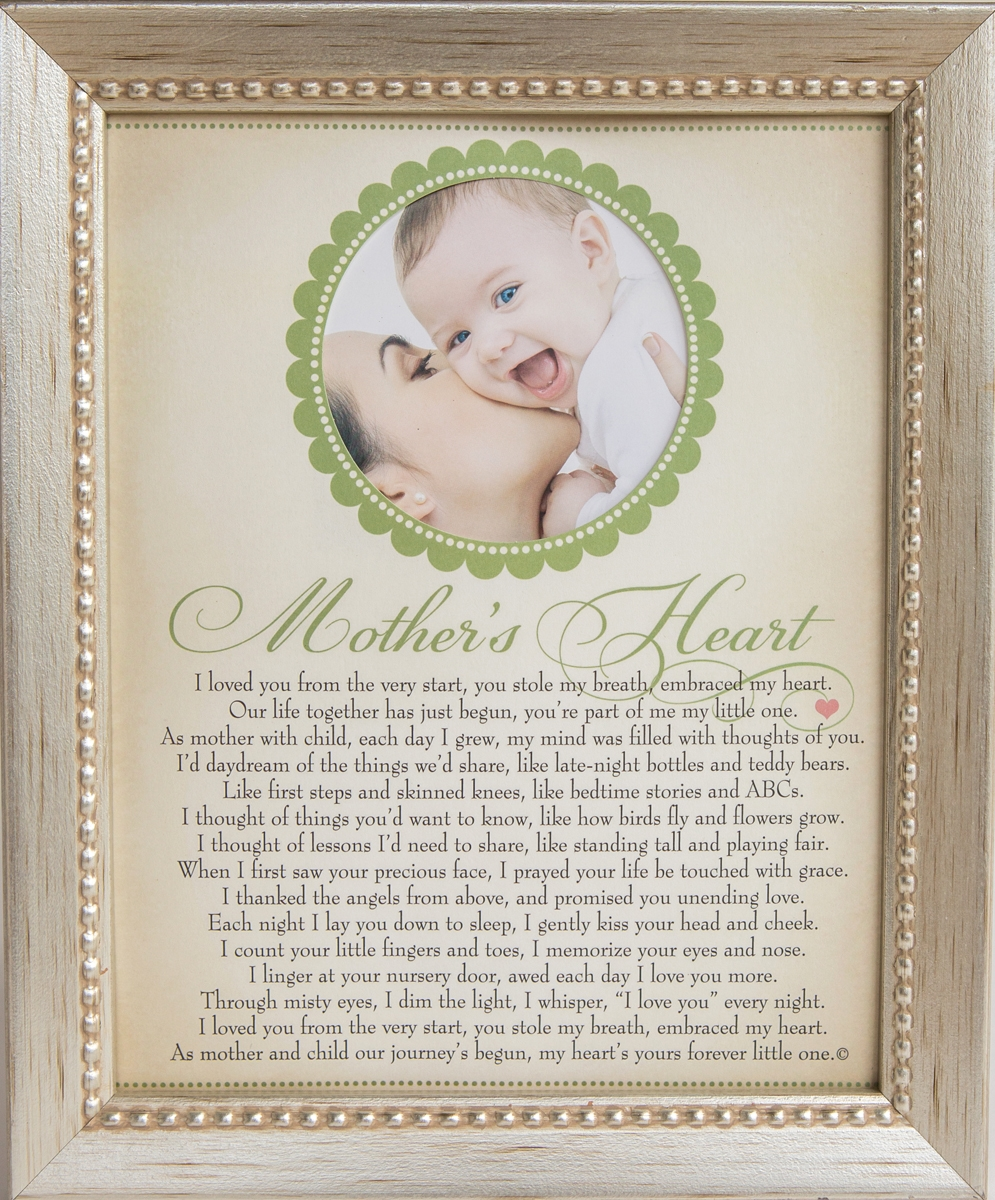 Mother Frame: Mother\'s Heart