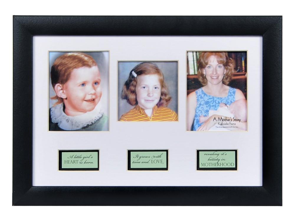 Mom Photo Frame: Mother Life Story Frame
