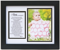 First Granddaughter Frame
