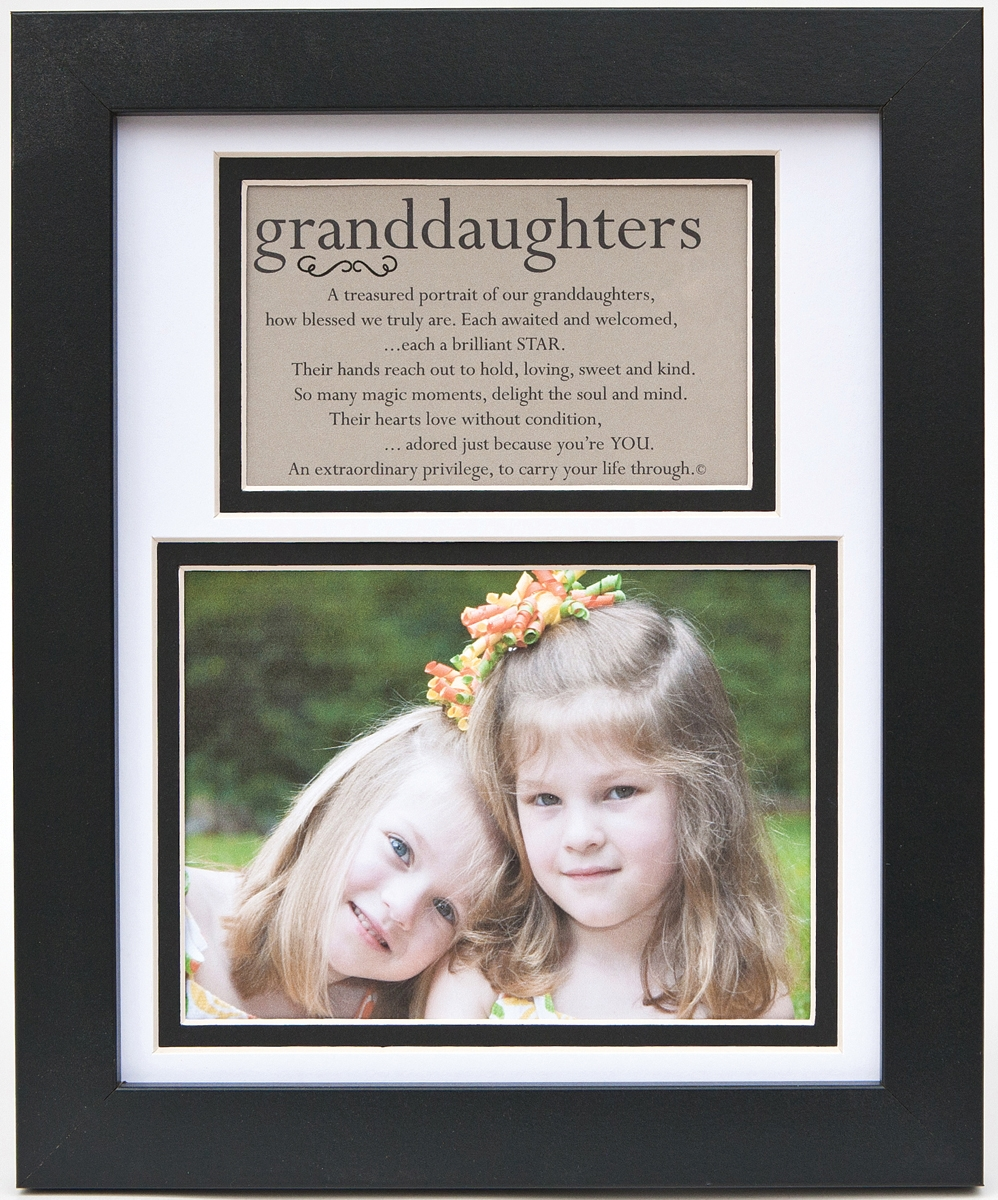 Granddaughters Photo Frame
