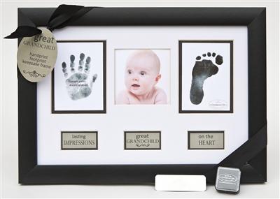 The Grandparent Gift Co Sweet Something Frame Little Grandbaby Frame 3095