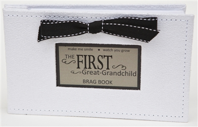 First Great-Grandchild Brag Book