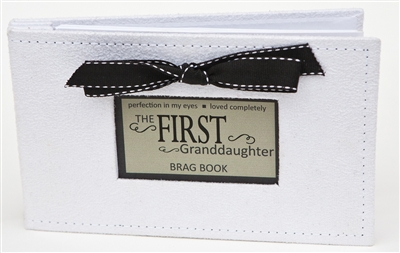 First Granddaughter Gift: Brag Book
