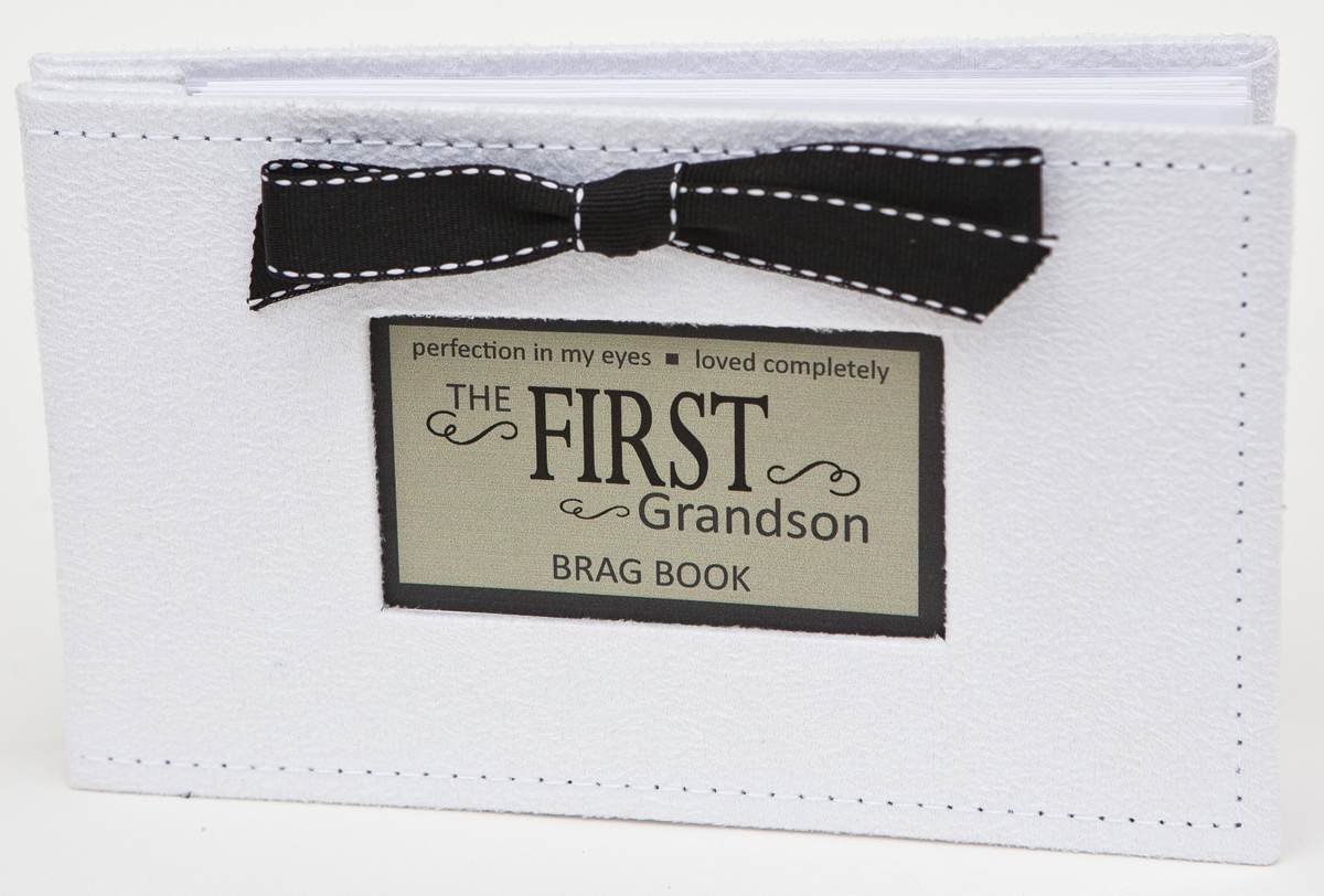 First Grandson Gift for Grandparents