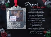 Heirloom Pet Memorial Photo Ornament