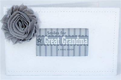 Great Grandmother Photo Album