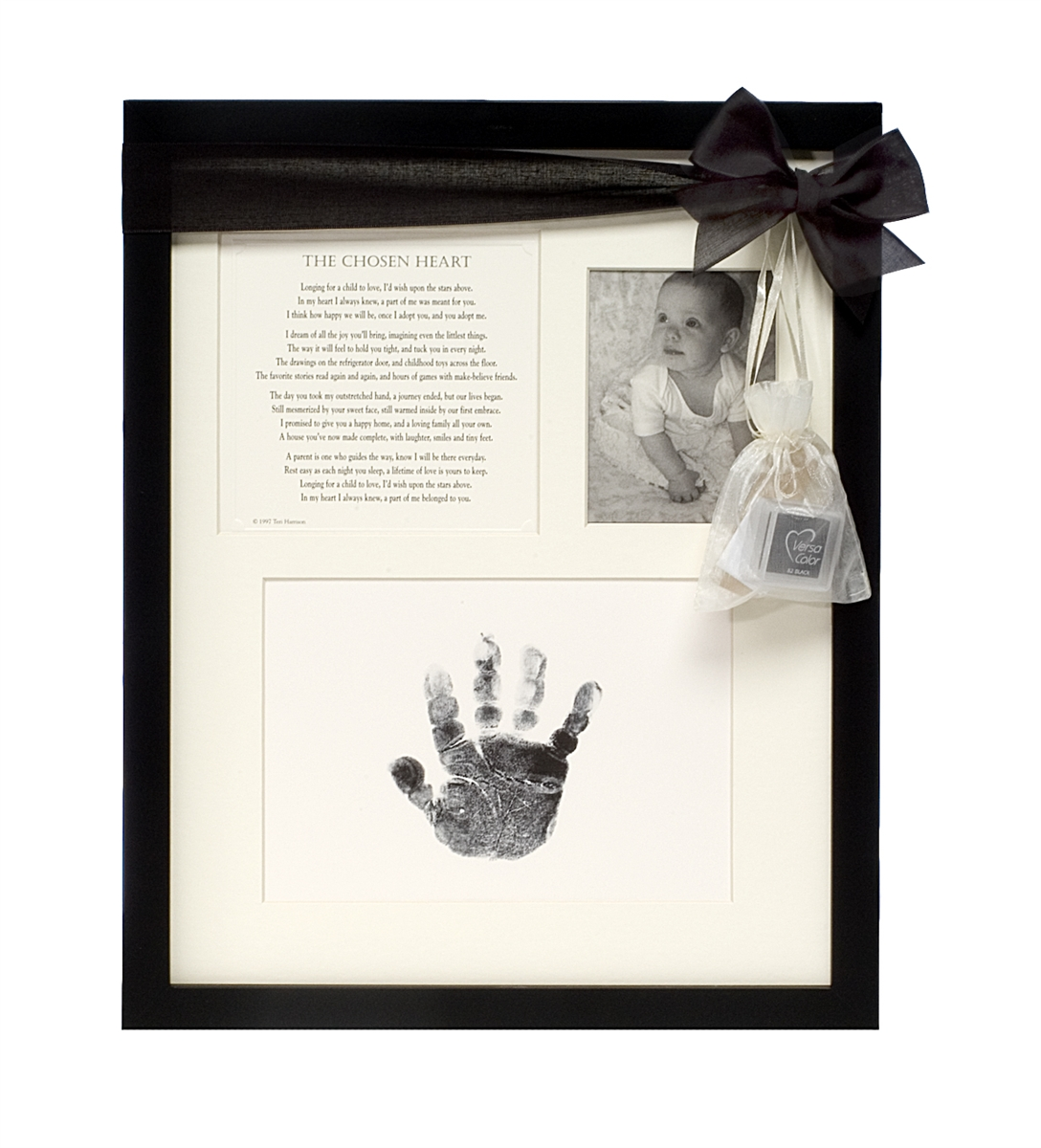 Adoption Keepsake Frame