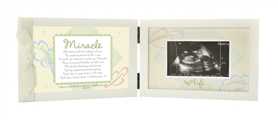 Miracle Ultrasound Frame Scripture