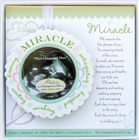 Miracle Ultrasound Ornament Gift Boxed