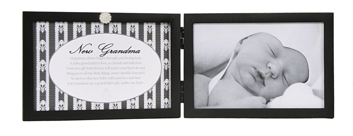 New Grandma Tabletop Frame Personalized 4x6