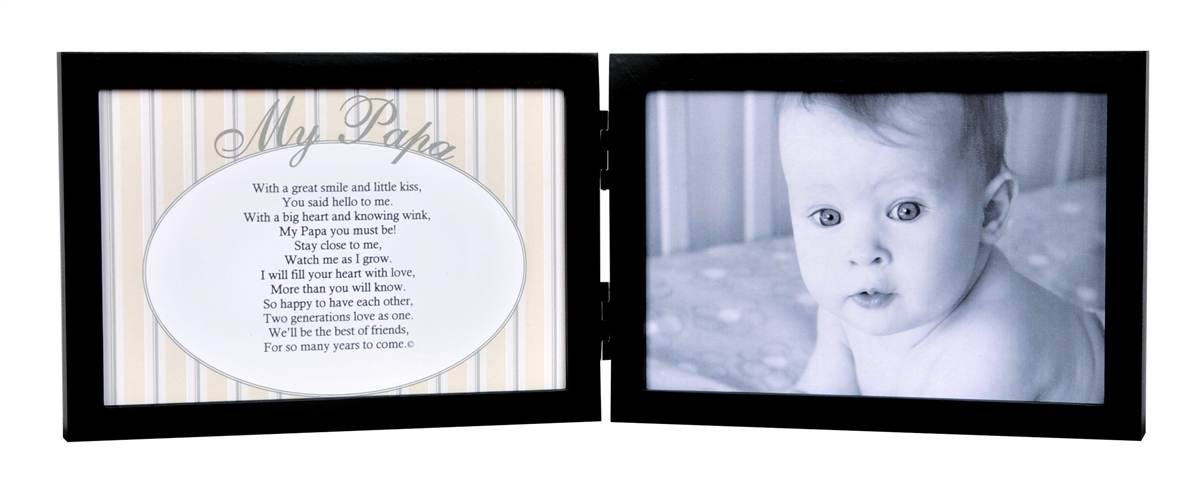 My Papa Picture Frame 4x6
