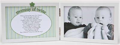 Mommy of Twins Frame