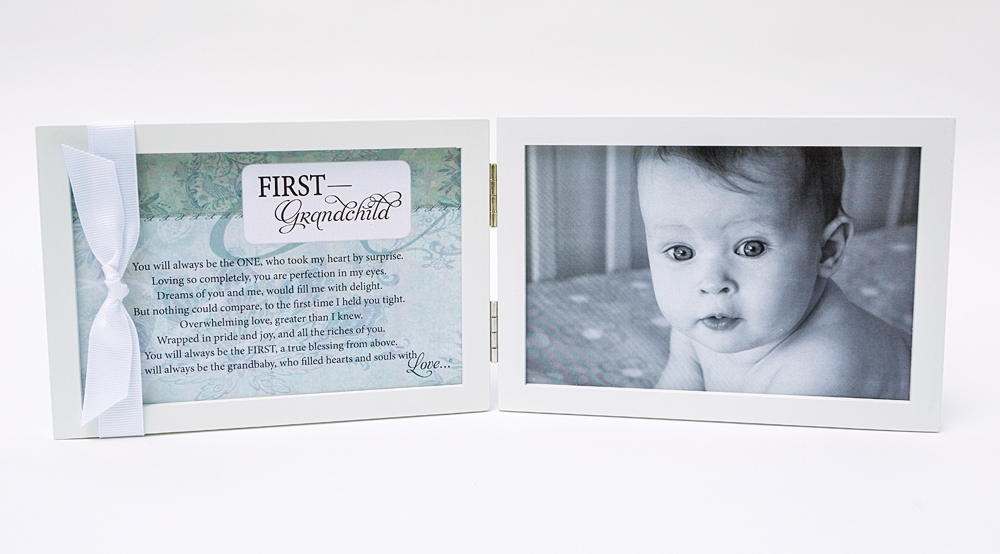 First Grandchild Poem Frame