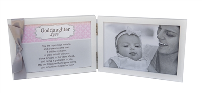 Goddaughter Picture Frame