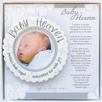 Baby Heaven: Infant Memorial Ornament