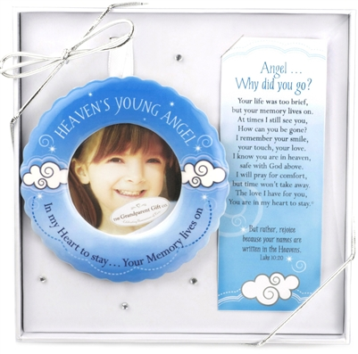 Heavens Young Angel Ornament