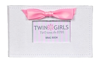 Twin Girls Brag Book