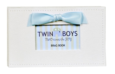 Twin Boys Brag Book
