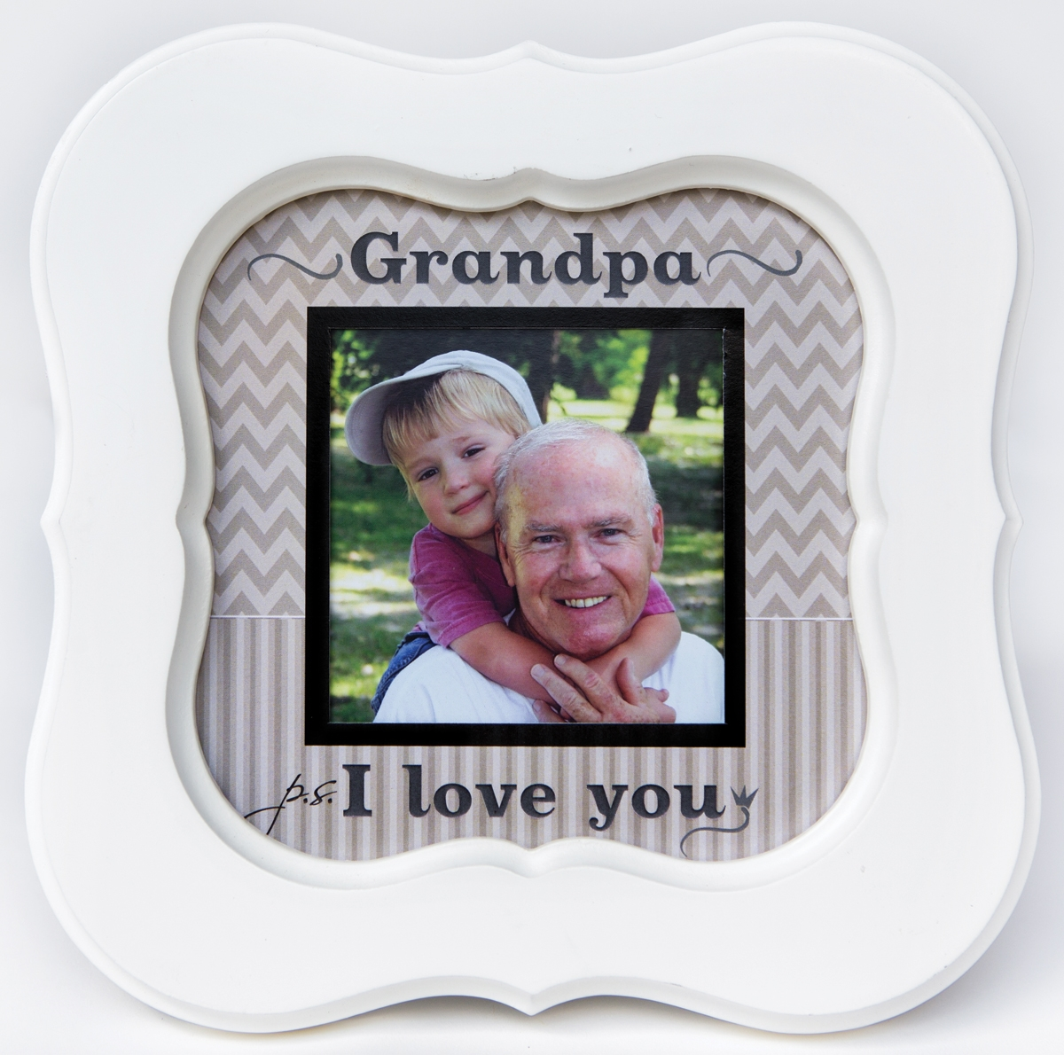 Ps I Love You Grandpa Frame