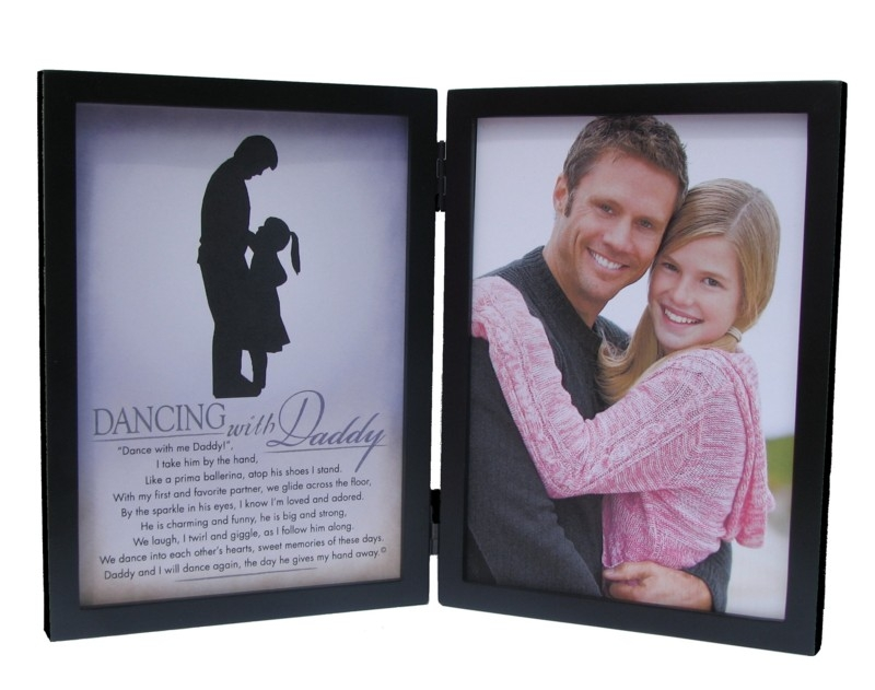 Dancing With Daddy Frame 5x7 Tabletop