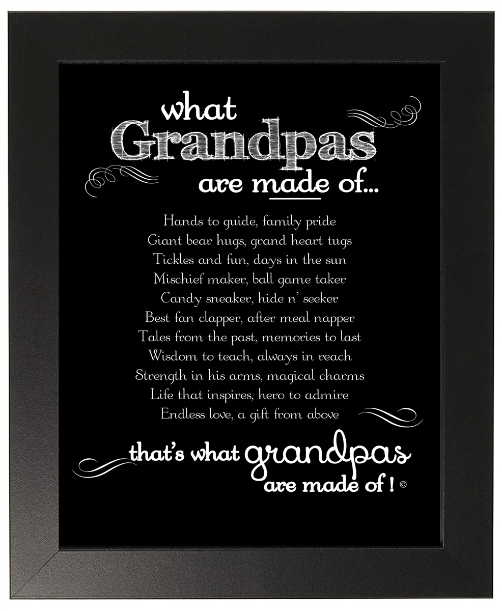 Grandpa~Grandfather~Granddaddy~Papa~Granddad Personalized ... |Poems About Grandpas