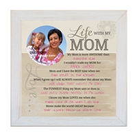 Kid Question Frame for Mom