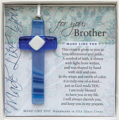 Brother Glass Cross