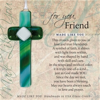 Friend Cross: Inspirational Gift