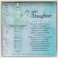 Daughter Glass Cross