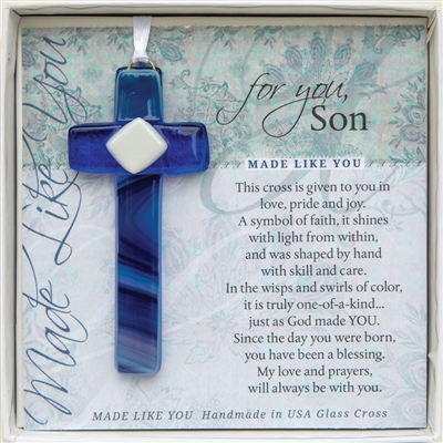 Son Glass Cross