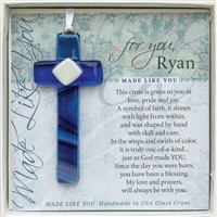 Personalized Son Cross
