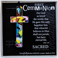 First Communion Gift Cross