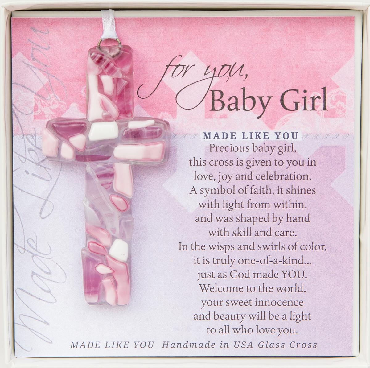 inspirational gift for baby girl