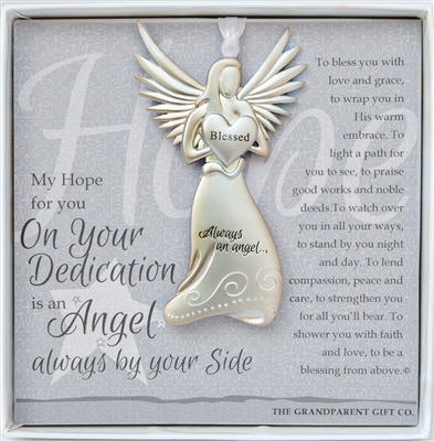 Dedication Gift Angel