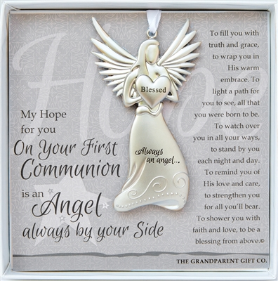 First Communion Guardian Angel