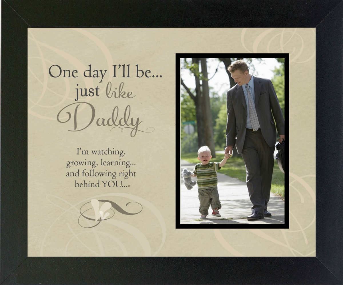 Daddy\'s Boy Frame for Dads