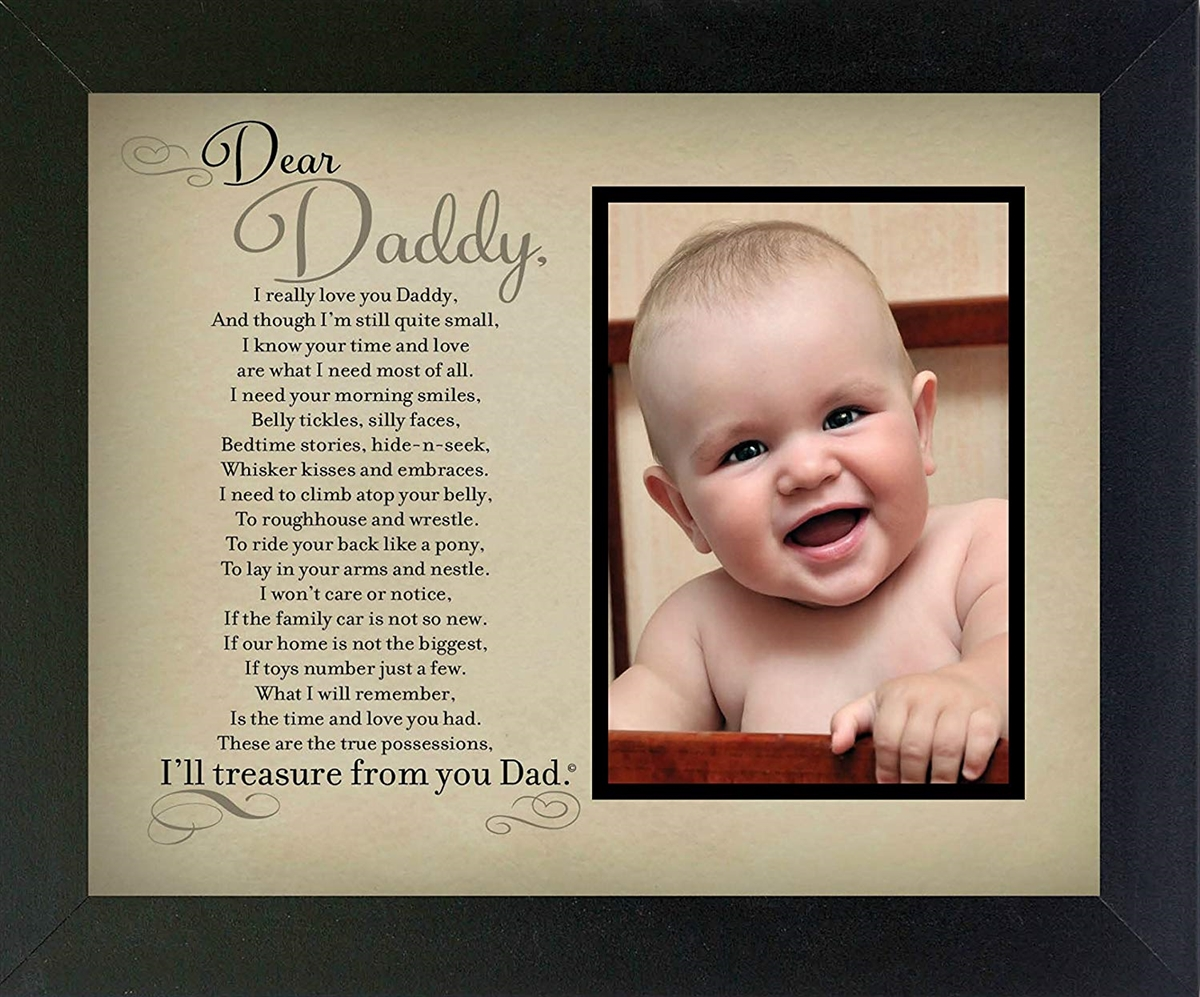 Daddy Frame: True Possessions
