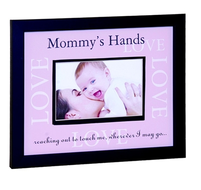 Mommys Hands Love Frame